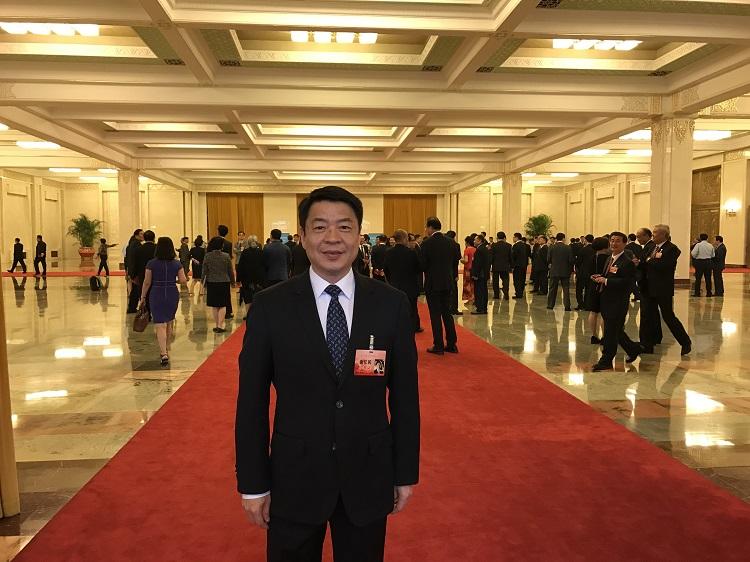 谢亿民学长被国务院侨务办公室聘请为咨询委员会委员